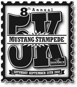 2010 Stampede Logo